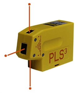 Picture of PLS-3 LASER