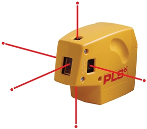 Picture of PLS-5 LASER SYSTEM W/DETECTOR