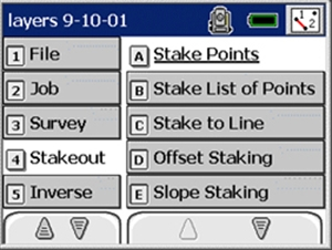 Picture of TDS SURVEY PRO SOFTWARE