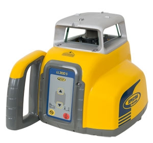 Picture of SPECTRA LL300S LASER LEVEL W/HL450 DETECTOR